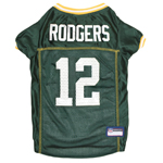 AR-4100 - Green Bay Packers - Aaron Rodgers Player Jersey