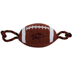ARK-3121 - Arkansas Razorbacks - Nylon Football Toy