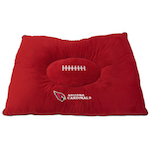 ARZ-3188 - Arizona Cardinals - Pet Pillow Bed