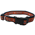 AST-3036-XL - Houston Astros Extra Large Dog Collar
