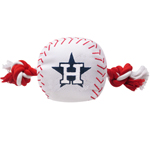 AST-3105 - Houston Astros - Nylon Baseball Toy