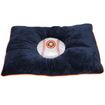 AST-3188 - Houston Astros - Pet Pillow Bed