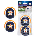 AST-3189 - Houston Astros - Tennis Ball 2-Pack