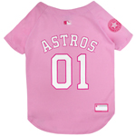 ASt-4019 - Houston Astros - Pink Baseball Jersey