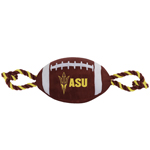 ASU-3121 - Arizona Sun Devils - Nylon Football Toy