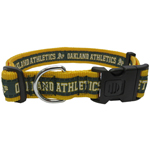 ATH-3036-XL - Oakland A`s Extra Large Dog Collar