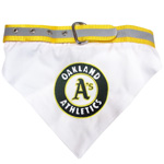 ATH-4005 - Oaklands A`s - Collar Bandana