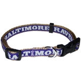 BAL-3036 - Baltimore Ravens - Dog Collar