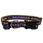 BAL-3036-XL - Baltimore Ravens Extra Large Dog Collar