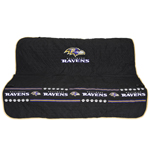 BAL-3177 - Baltimore Ravens - Car Seat Cover