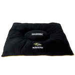 BAL-3188 - Baltimore Ravens - Pet Pillow Bed