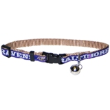 BAL-5010 - Baltimore Ravens - Cat Collar