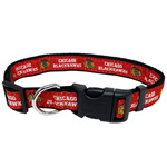 BHK-3036 - Chicago Blackhawks® - Dog Collar