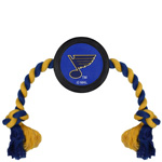 BLU-3233 - St. Louis Blues® - Hockey Puck Toy
