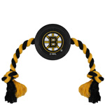 BRU-3233 - Boston Bruins® - Hockey Puck Toy