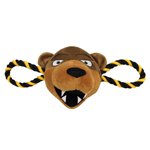 BRU-3242 - Boston Bruins® - Mascot Double Rope Toy