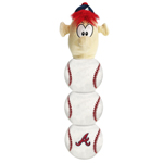 BRV-3226 - Atlanta Braves - Mascot Long Toy