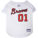 BRV-4006 - Atlanta Braves - Baseball Jersey