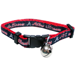 BRV-5010 - Atlanta Braves - Cat Collar