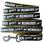 BRW-3031 - Milwaukee Brewers - Leash
