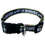 BRW-3036 - Milwaukee Brewers - Dog Collar