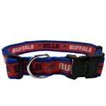 BUF-3036-XL - Buffalo Bills Extra Large Dog Collar