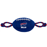 BUF-3121 - Buffalo Bills - Nylon Football Toy