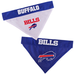 BUF-3217 - Buffalo Bills - Home and Away Bandana