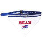 BUF-4005 - Buffalo Bills - Collar Bandana