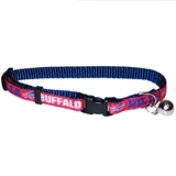 BUF-5010 - Buffalo Bills - Cat Collar