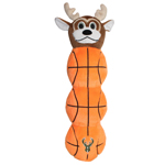 BUK-3226 - Milwaukee Bucks - Mascot Long Toy
