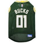 BUK-4047 - Milwaukee Bucks - Mesh Jersey