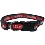 CAN-3036 - Montreal Canadiens® - Dog Collar