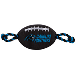 CAR-3121 - Carolina Panthers - Nylon Football Toy
