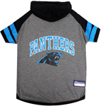 CAR-4044 - Carolina Panthers - Hoodie Tee