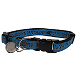 CAR-5010 - Carolina Panthers - Cat Collar