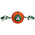 CEL-3105 - Boston Celtics - Nylon Basketball Toy