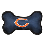 CHI-3248 - Chicago Bears - Nylon Bone Toy