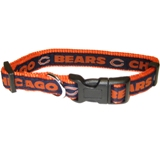 CHI-3036 - Chicago Bears - Dog Collar