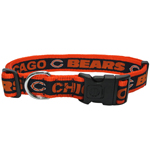 CHI-3036-XL - Chicago Bears Extra Large Dog Collar