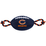 CHI-3121 - Chicago Bears - Nylon Football Toy