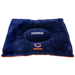 CHI-3188 - Chicago Bears - Pet Pillow Bed