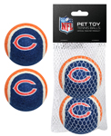 CHI-3189 - Chicago Bears - Tennis Ball 2-Pack
