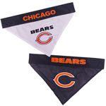 CHI-3217 - Chicago Bears - Home and Away Bandana