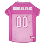 CHI-4019 - Chicago Bears - Pink Mesh Jersey