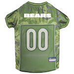 CHI-4060 - Chicago Bears - Mesh Camo Jersey
