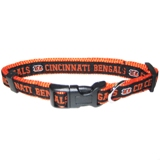 CIN-3036 - Cincinnati Bengals - Dog Collar