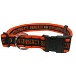 CIN-3036-XL - Cincinnati Bengals Extra Large Dog Collar