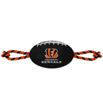 CIN-3121 - Cincinnati Bengals - Nylon Football Toy