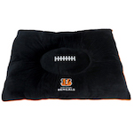 CIN-3188 - Cincinnati Bengals - Pet Pillow Bed